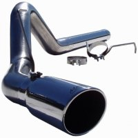 "MBRP 4"" XP Series Filter-Back Exhaust System S6120409"