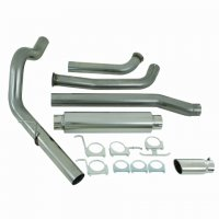 "MBRP 4"" XP Series Turbo-Back Exhaust System S6206409"