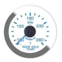 ISSPRO EV2 Rear Axle Temp Gauge R13511