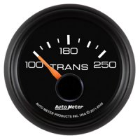 Auto Meter Factory Matched Trans Temp Gauge 8349