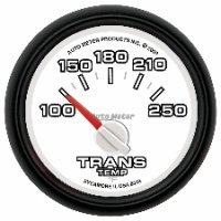 Auto Meter Factory Matched Transmission Temperature Gauge 8549