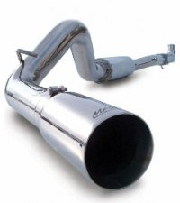 "MBRP 4"" Pro Series Cat-Back Exhaust System S6000304"