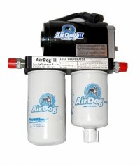 AirDog II DF-165 w/ Built-In Adj Reg Quick Disconnect 94.5-03 7.3L Ford