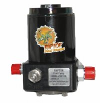 Pureflow Airdog Raptor RP 100 Hi-Perf Pump w/ Built-In Adj Reg Quick Disconnect 94-03 7.3L Ford
