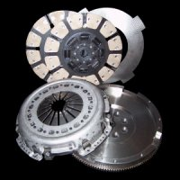 "South Bend Clutch Street Dual Disc for 550-650 hp, 1200 ft. lbs. torque - Includes 1.375"" Input Shaft"