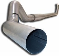 "MBRP 5"" Installer Series Turbo-Back Exhaust System S6112AL"