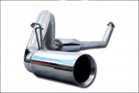 "MBRP 4"" Pro Series Turbo-Back Exhaust System S6100304"
