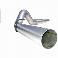 "MBRP 5"" Installer Series Cat-Back Exhaust System S6226AL"