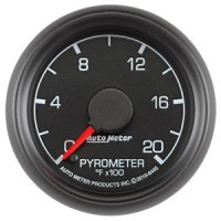 Auto Meter Factory Matched Pyrometer Gauge Kit 8445