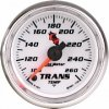 Auto Meter C2 Series Transmission Temp Gauge 7157