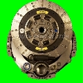 "South Bend Clutch 13"" Single Disc Kit w/o Flywheel Dodge Cummins 88-03 5-Speed & 99-00.5 6-Speed w/o HO Engine 550HP & 1100TQ - Click Image to Close"