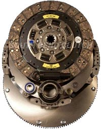 "South Bend Clutch 13"" Single Disc Kit w/o Flywheel Dodge Cummins 88-03 5-Speed & 99-00.5 6-Speed w/o HO Engine 450HP & 900TQ"