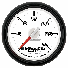 Auto Meter Factory Matched Fuel Rail Pressure Gauge 8586 - Click Image to Close